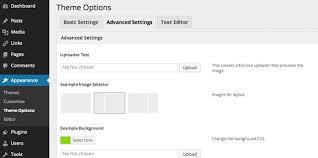 wordpress layout how to 11 best wordpress theme option panel frameworks wpcrux