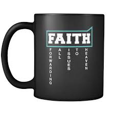 christian gifts faith forwarding all issues to heaven christian gifts black 11oz