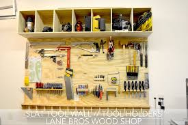 slat tool wall tool holders heisz design