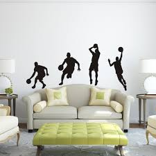 compare prices on basketball decals for walls online shopping buy