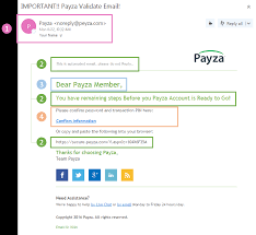 how to write an email to hr for sending resume in account support how can i tell if an email from payza is authentic or if it is a phishing email
