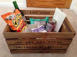 5th wedding anniversary ideas 5 year anniversary gift for my husband year