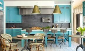 cuisine bleu turquoise awesome cuisine turquoise mur images design trends 2017