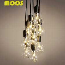12 Bulb Chandelier Aliexpress Com Buy 6 8 10 12 14 Retro Spider Chandelier Pendant