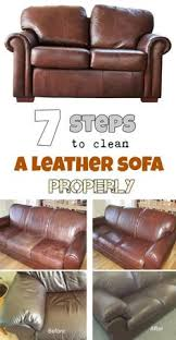 Leather Sofa Discoloration A Happy Homemaker Don T Throw Out Scratched Leather Couches