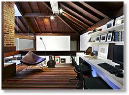 bureau à la maison aménagement espace de travail à la maison