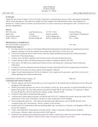 Engineering Technician Resume Sample by Cable Technician Resume Installation Technician Resume Samples