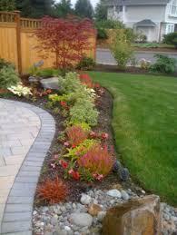 horizontal fence panels modern garden design ideas delighful