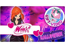 halloween gifts to send winx club gift video magic halloween 2014 youtube