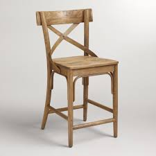 Bar Stool With Cushion Bar Stools U0026 Counter Stools World Market