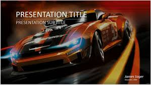 powerpoint themes free cars free race car powerpoint 14008 sagefox powerpoint templates