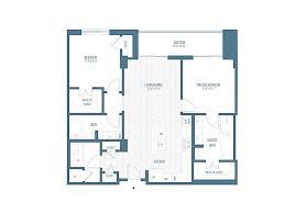 master bathroom floor plans with walk in closet 1699 hermann drive 4127 houston tx 77004 har com