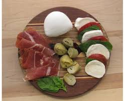 italian gift baskets gourmet gift basket fresh buffalo mozzarella and prosciutto