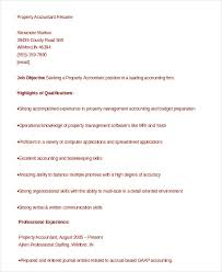 Resume Format For Job In Word by Accountant Resume 9 Free Word Pdf Documents Download Free