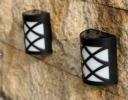Solar Lights Fence - aliexpress com buy solar lights outdoor lamp wall lamp led home