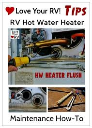 How To Clean Rv Awning My Yearly Rv Water Heater Maintenance