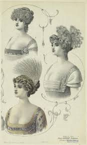 hairstyles for women france 1910s 1911 if these appeal to