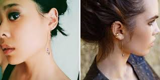 earrings for second don t ignore your second how to showcase the piercing
