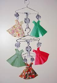 Origami Paper Works - origami dresses niji creative collective
