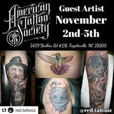 american tatoo society