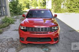 trackhawk jeep engine 2018 jeep grand cherokee srt trackhawk first drive review