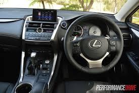 lexus nx300h vs bmw x1 2015 lexus nx 300h luxury review video performancedrive