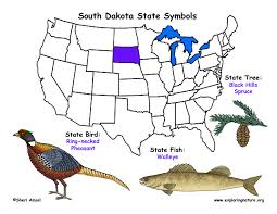 south dakota habitats mammals birds amphibians reptiles