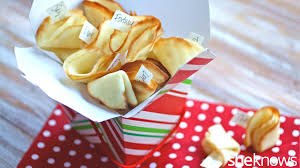 new year s fortune cookies how to make fortune cookies for new year