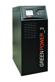 onduleur pc bureau ecus green power 3 20kw 10mn on line version tour