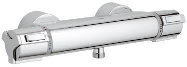 grohe allure thermostat shower mixer 34236000 hydro style pte ltd loading zoom