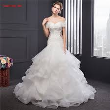 luxury mermaid wedding dresses photo luxury top quality lace up mermaid wedding dress