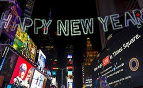 how does america celebrate new year usa property guides