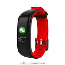 blood pressure bracelet iphone images Smart wristband fitness activity tracker heart rate monitor blood jpg