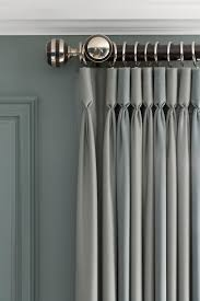 Shower Curtain To Window Curtain Hidden Curtain Clips Using Header Tape To Make The Top Sturdier