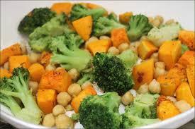 cuisiner brocolis a la poele plat léger pour lendemain de fête poélée de courge et brocolis aux