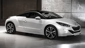 peugeot sports models peugeot rcz history photos on better parts ltd