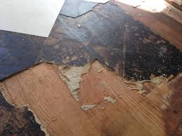 removal trouble removing vinyl tile and underlayment from wood