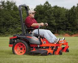 new kubota kommander zero turn lawn mower kubota lawn mowers