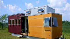Trailer Houses by Shipping Container Homes Hurricane Proof Youtube