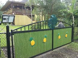 tips easy to install bamboo fencing for your indoor or outdoor
