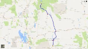 Interstate 15 In Utah Wikipedia Southern Rockies 2016 Roadbook Rondreizen Usa En Canada