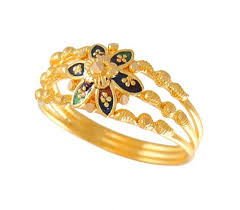 girls gold rings images She fashion 2012 gold rings for girls jpg