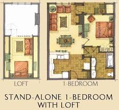 cottage floor plans with loft small house plans with loft beautiful small cabin house plans with