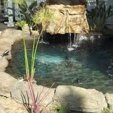 Backyard Pond Ideas With Waterfall Backyard Water Features Pond Waterfalls U0026 Swimming Pool