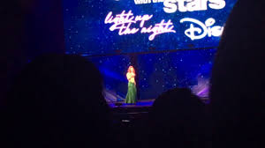 dwts light up the night tour sharna talking at the dwts light up the night live tour youtube