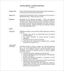 director of marketing job description executive creative director