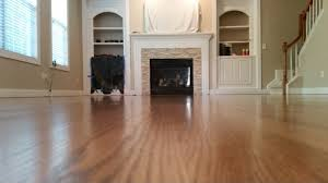 bona 50 provincial and 50 golden oak stain on red oak hardwood