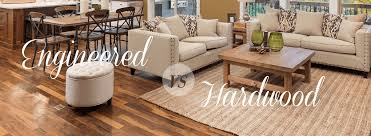 engineered vs hardwood flooring the differences and comparisons