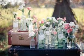 d co mariage vintage 10 décorations de mariage chinées pour une réception romantique et