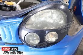 bugeye subaru stock jdm 02 03 sedan subaru impreza wrx sti v7 bugeye wagon oem front